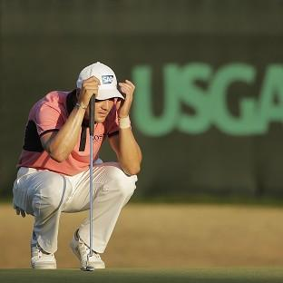 Martin Kaymer carded a third-round 72 at Pinehurst (AP)