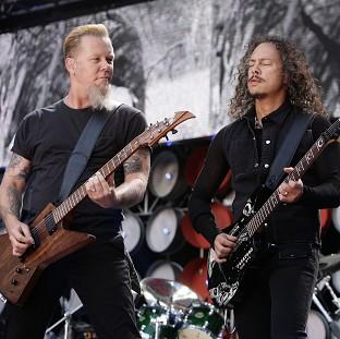 Burnley and Pendle Citizen: Heavy metal heroes Metallica are keen to play Glastonbury, according to organiser Michael Eavis