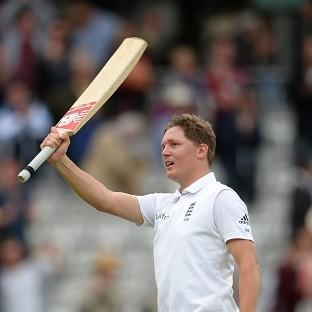 Gary Ballance rose to the occasion at Lord's