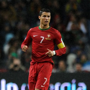Portugal captain Cristiano Ronaldo, pictured, is fully fit to face Germany in Group G