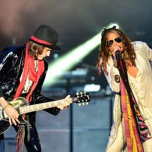 Burnley and Pendle Citizen: Aerosmith's Joe Perry and Steven Tyler put aside their differences to headline the Download Festival