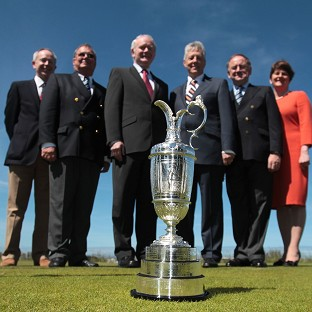 Irish support boosted Portrush bid