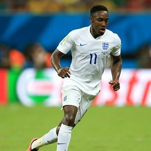 Danny Welbeck impressed in a wide role in Manaus