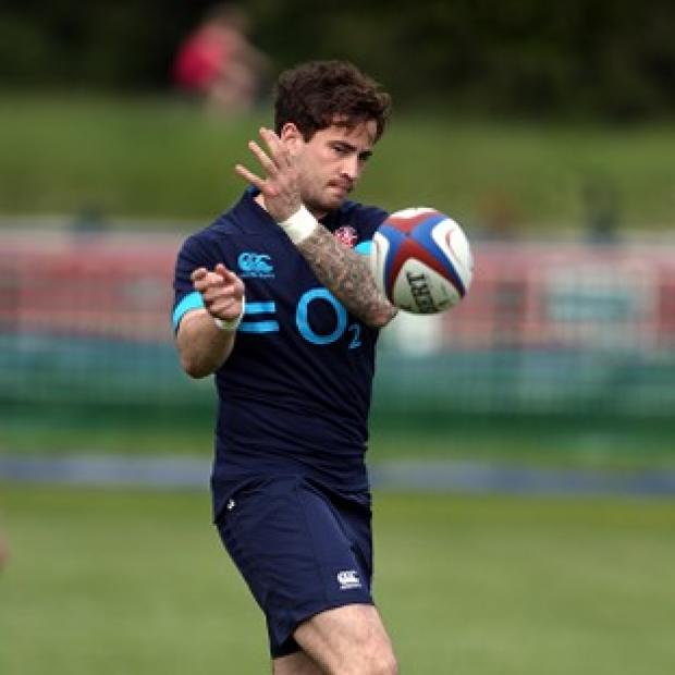 Burnley and Pendle Citizen: Danny Cipriani is firmly back in the England picture