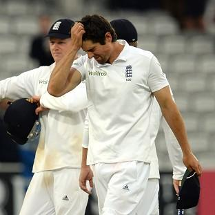 Alastair Cook could not believe England came so close without winnin