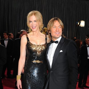 Nicole Kidman and Keith Urban took part in a singalong at an Aussie hospital