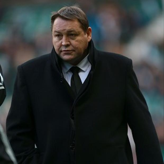 Burnley and Pendle Citizen: Steve Hansen believes England are struggling to choose a suitable tactical approach