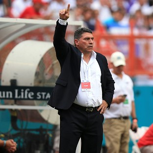 Honduras manager Luis Fernando Suarez will take on his former side Ecuador at the World Cup