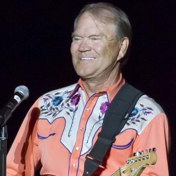 Burnley and Pendle Citizen: Glen Campbell during his Goodbye Tour in Little Rock, Arkansas in 2012