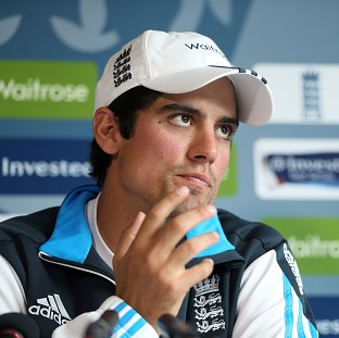 England captain Alastair Cook took on his critics on the eve of the second Test against Sri Lanka