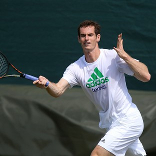 No let-up for Murray at Wimbledon