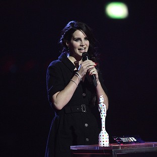 Lana Del Rey, 28, previously topped the album chart in 2012 with her debut UK release Born To Die