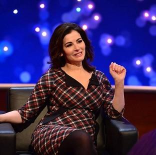Burnley and Pendle Citizen: Nigella Lawson is one of the judges on TV culinary contest The Taste