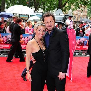 Danny Dyer and Joanne Mas have been together for 19 years