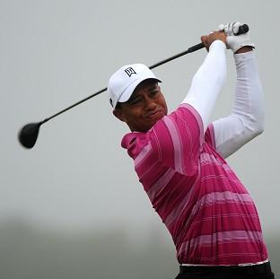 Tiger Woods this week returns after back