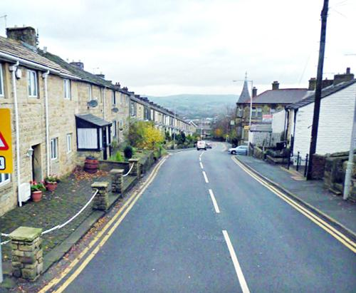 Burnley and Pendle Citizen: Hibson Road, Nelson