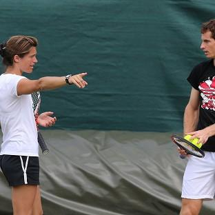 Amelie Mauresmo w