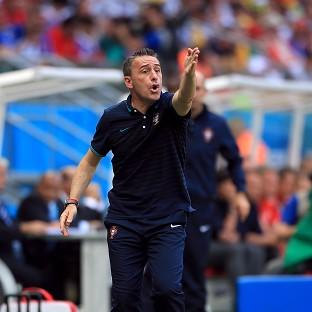 Paulo Bento admitted Portugal fell short of what was required in
