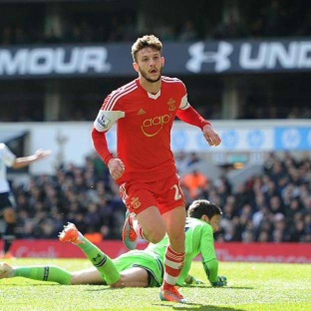Burnley and Pendle Citizen: Adam Lallana is close to completing his move to Liverpool