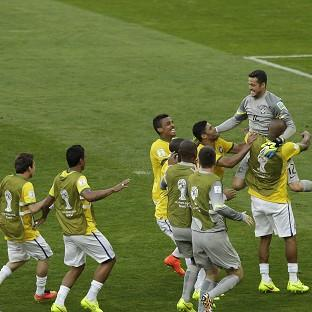 Brazil needed penalties to get past Chile in Belo Horizonte (AP)
