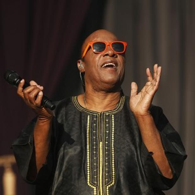 Burnley and Pendle Citizen: Stevie Wonder performs at the Calling Festival in London