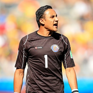 Keylor Navas believes Costa Rica can beat Holland into the semi-finals