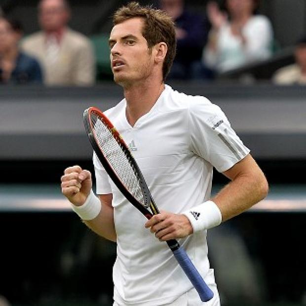 Burnley and Pendle Citizen: Andy Murray, pictured, defeated Kevin Anderson 6-4 6-3 7-6 (8/6)