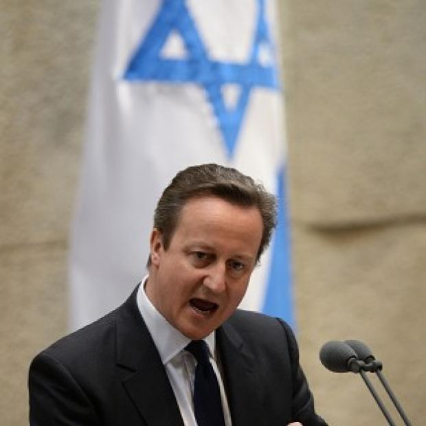 Burnley and Pendle Citizen: David Cameron condemned the deaths of three Israeli teenagers