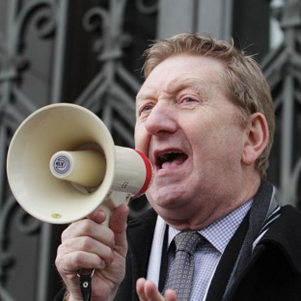 Burnley and Pendle Citizen: Unite's general secretary Len McCluskey has pledged his full support to Labour
