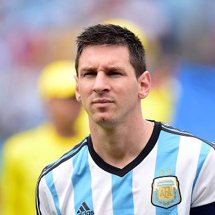 Lionel Messi feared the worst in Sao Paulo