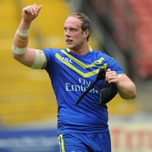 Chris Hill has been a key performer for Warrington since joining from Leigh