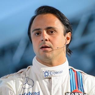 Felipe Massa. pictured, believes Lewis Hamilton will benefit from home support at Silverstone
