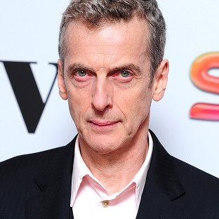Peter Capaldi leads the cast in the new series of Doctor Who