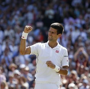 Burnley and Pendle Citizen: Novak Djokovic reached the final of Wimbledon once again