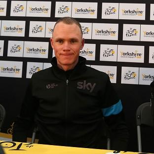 Chris Froome is hopeful of delivering British sporting success