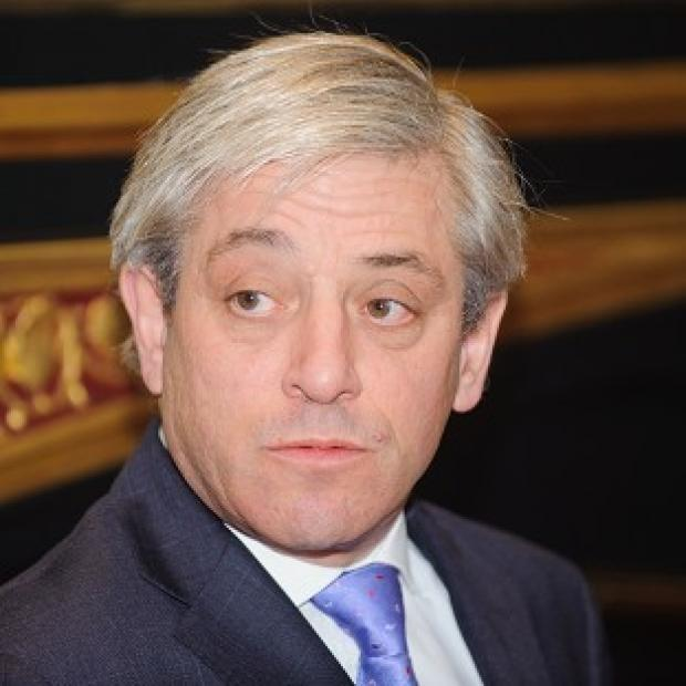 "Burnley and Pendle Citizen: ""I have most certainly not become a sex symbol,"" said John Bercow"
