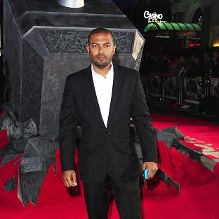 Noel Clarke had to give up pizzas to get in shape for The Anomaly