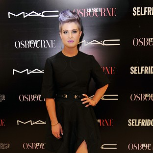 Kelly Osbourne is thought to be dating model Ricki Hall
