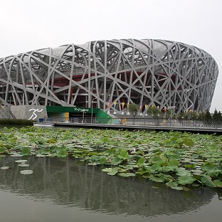 Beijing hosted the 2012