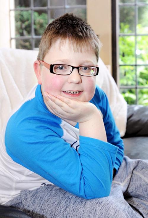 Nine-year-old Jack Entwistle has been forced to leave his primary school because, his parents claim, teachers cannot cope with his disability