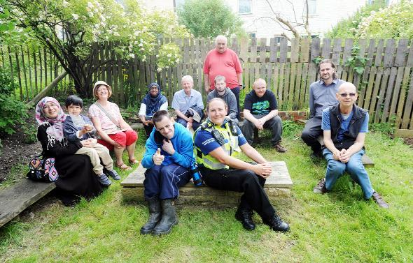Growing history as Burnley community farm celebrates first five years
