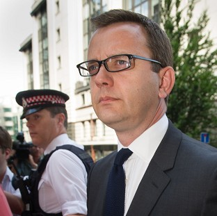 Andy Coulson is to appear in a Scottish court