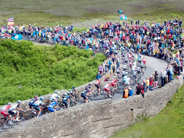 Lancashire en-route for tourism boost as top destination for cyclists after Tour de France