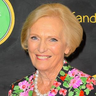 Mary Berry is in the running for t