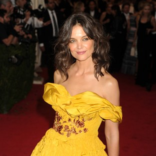 Katie Holmes say she loves being a mum