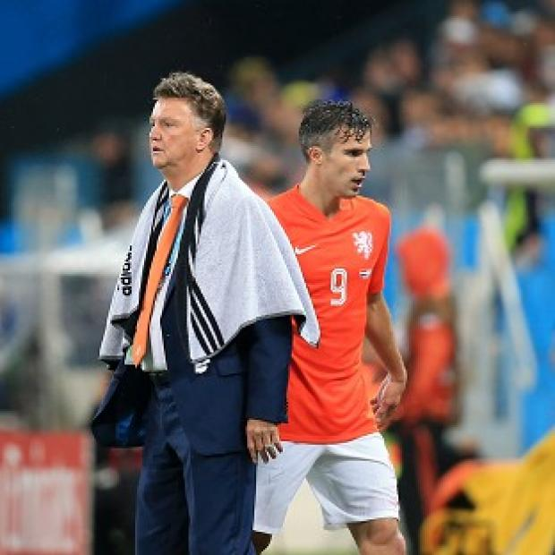 Burnley and Pendle Citizen: Louis van Gaal, pictured, coached Sergio Romero in Holland
