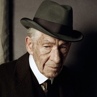 Sir Ian McKellen as Sherlock Holmes at 93 (See-Saw Films/PA)