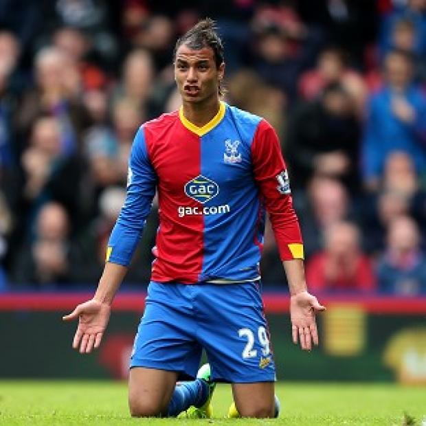 Burnley and Pendle Citizen: Marouane Chamakh will remain at Selhurst Park