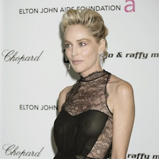 Sharon Stone said she is ready to date again