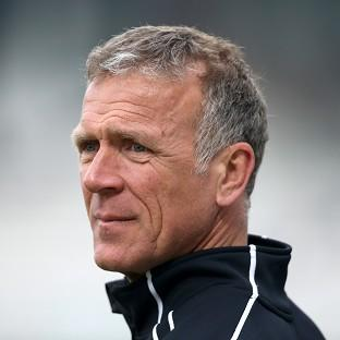 Alec Stewart, pictured, thinks Alastair Cook should consider quitting